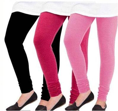 Pack of 3 Woollen Leggings