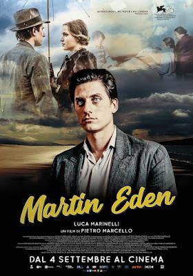 Martin Eden Luca Marinelli