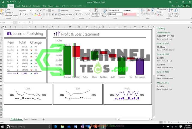 تحميل حزمة Microsoft Office 2016 Pro Plus Sep 2020 - كاملة مجانًا 2020