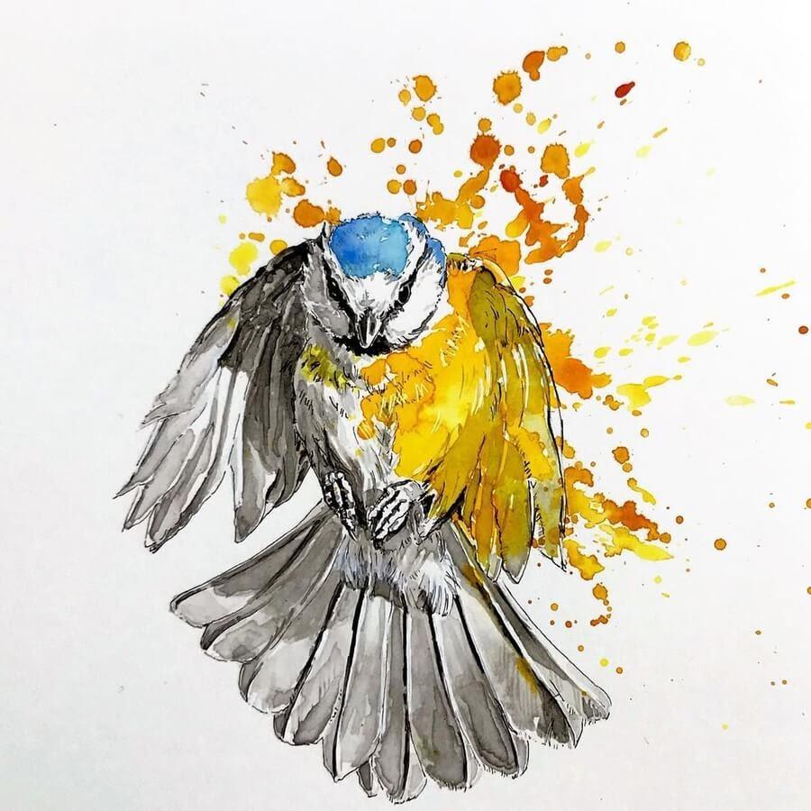 07-Bird-in-Flight-Valerie-de-Rozarieux-www-designstack-co
