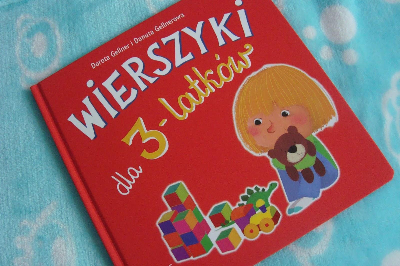 Wierszyki Dla 3 Latków Wydawnictwo Muza Rodzina Zblogowani