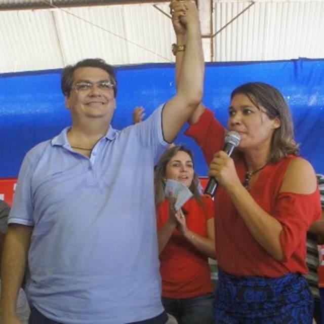 Rosângela Curado inaugura seu comitê de campanha às 19h no prédio onde funcionou a Pizzaria Romanos
