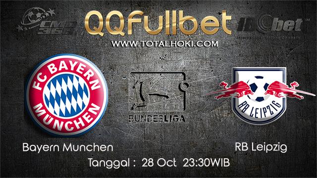 PREDIKSIBOLA - PREDIKSI TARUHAN BOLA BAYERN MUNCHEN 04 VS RB LEIPZIG 28 OCTOBER 2017 (BUNDESLIGA)