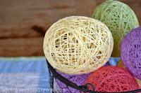 string eggs