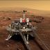 चीन के ज़ूरोंग रोवर मंगल पर उतरा  / China'a Zhurong Rover lands on Mars
