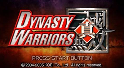 Download Game Dynastey Warriors PPSSPP Android