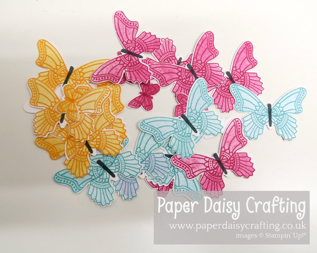 Butterfly Gala Stampin Up