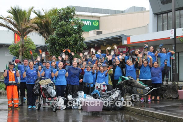 Keep New Zealand Beautiful Week Clean-Up @ Henderson Creek