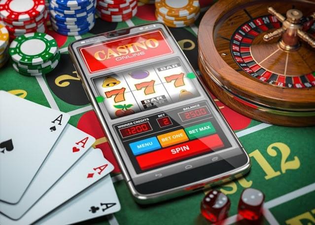 advantages online casinos vs land-based casino buildings