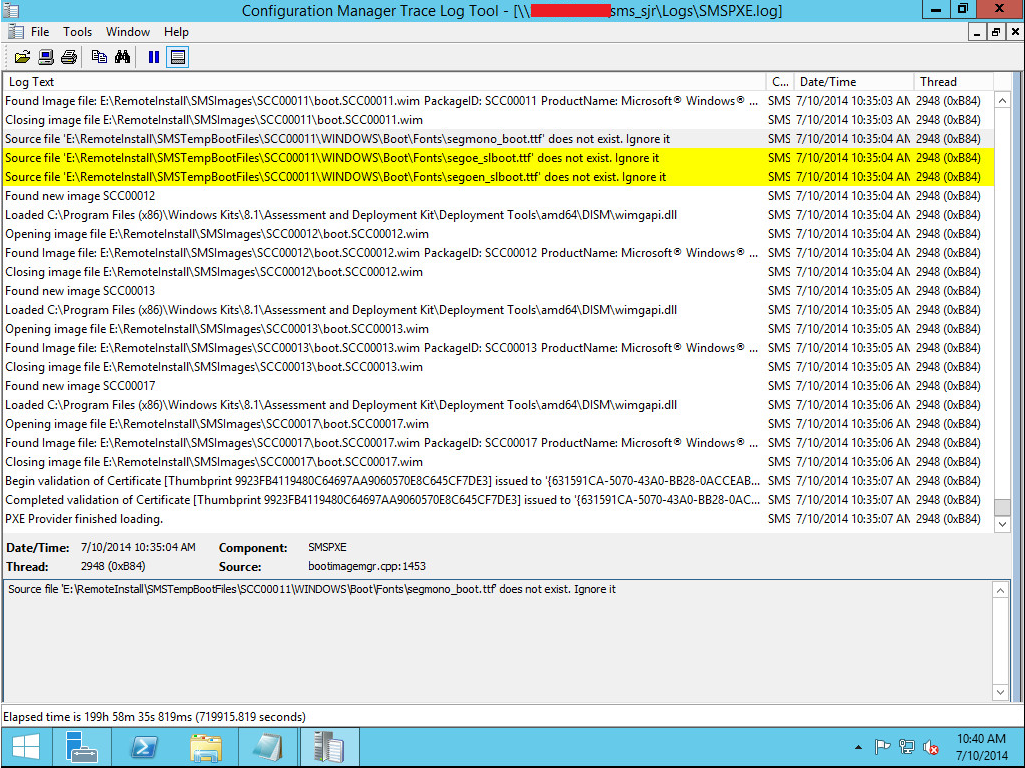 Ryan Betts, Cloud Solutions Architect: SCCM 2012 R2 PXE Boot: The