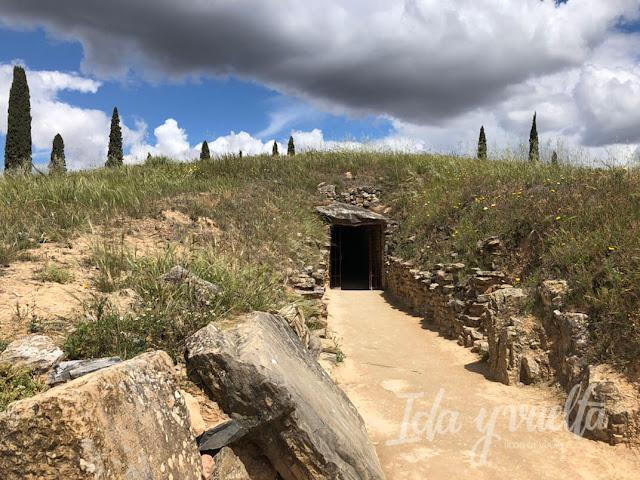 Visitar Dólmenes de Antequera Tholos de El Romeral