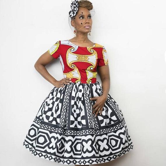 African Print, Ankara Print, African Fashion
