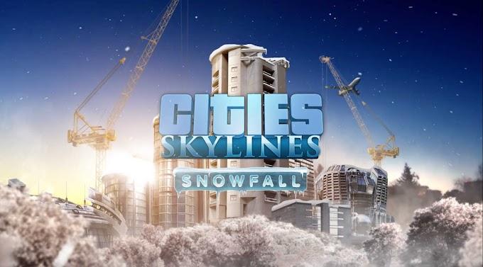Cities: Skylines - Snowfall İncelemesi