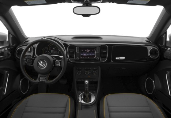 2018 Volkswagen Beetle Review