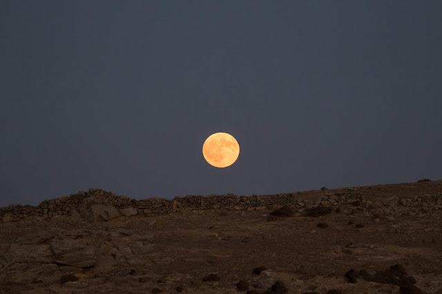 Luna piena-Mykonos