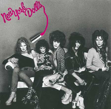 "New York Dolls - ""New York Dolls"""