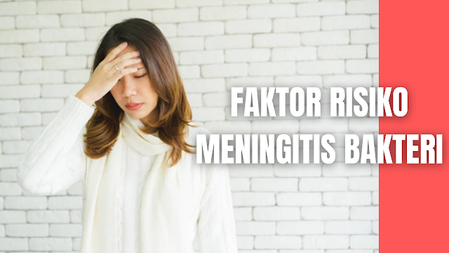"""Faktor Risiko Meningitis Bakteri Pada Manusia Ada beberapa faktor risiko yang mempengaruhi individu atau host yaitu : usia, demografi/faktor sosial ekonomi, paparan kuman, dan status imun yang rendah (Mace, 2008).  Usia dan Demografi Meningitis dapat terjadi pada semua usia dan pada individu yang sebelumnya sehat. Pasien lanjut usia(>60 tahun) dan pasien anak (<5 tahun, terutama bayi / neonatus) memiliki tingkat kerentanan yang tinggi terhadap insiden meningitis (Choi, 1992; Chavez-Bueno dan McCracken, 2005). Sedangkan yang termasuk faktor demografi dan sosial ekonomi meliputi: jenis kelamin laki-laki, ras Afrika Amerika, status sosial ekonomi yang rendah dan komunitas yang hidup di asrama atau kamp militer (Geiseler et al., 1980; Mace, 2008).    Pasien Dengan Status Imun Rendah Terdapat hubungan antara imunosupresi dan peningkatan risiko terjadinya meningitis bakteri. Yang termasuk kondisi imunosupresi : diabetes, alkoholik, sirosis / penyakit hati, spelenektomi, gangguan hematologi (misalnya, penyakit sel sabit, talasemia mayor), keganasan, gangguan imunologi (defisiensi komplemen, defisiensi immunoglobulin), Human Immunedeficiency Virus (HIV), dan terapi obat imunosupresi (Schutzeetal., 2002; Mace, 2008).    Nah itu dia bahasan dari faktor risiko meningitis pada manusia, melalui bahasan di atas bisa diketahui mengenai faktor risiko meningitis pada manusia. Mungkin hanya itu yang bisa disampaikan di dalam artikel ini, mohon maaf bila terjadi kesalahan di dalam penulisan, dan terimakasih telah membaca artikel ini.""""God Bless and Protect Us"""""""