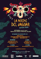 La noche del Jaguar en Joy Eslava