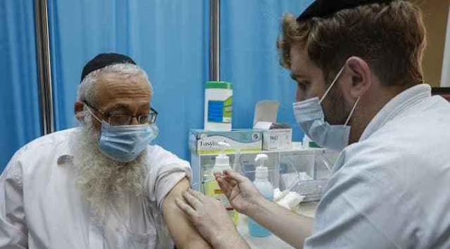 Belasan Ribu Warga Israel Terinfeksi Covid-19 Setelah Vaksinasi Pfizer