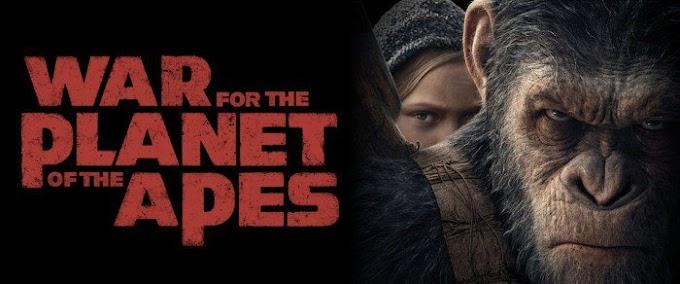 8 Trivia Filem War for the Planet of the Apes yang anda perlu tahu