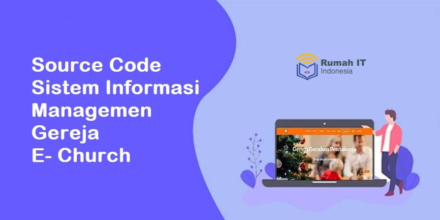 Source Code E-Church Sistem Manajemen Gereja Codeigniter