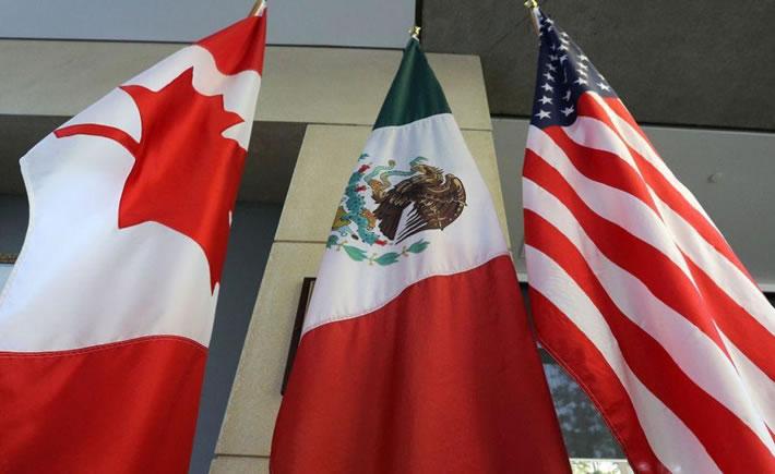 El presidente de la Coparmex, Gustavo de Hoyos Walter, exigió que la negociación de este tratado debe hacerse con el consenso del sector productivo de principio a fin.  (Foto: Cortesía)