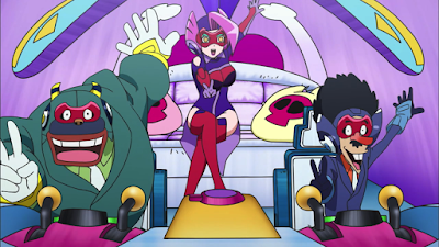 Time Bokan: The Villains' Strike Back