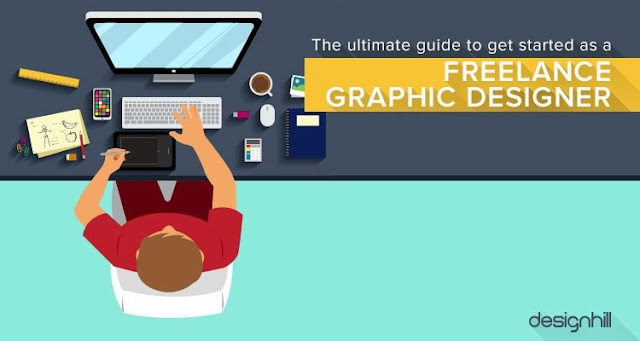 How to be a freelance graphic designer in 2021