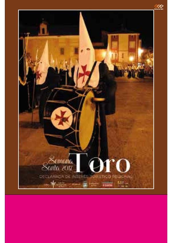 Programa, Horario e Itinerario Semana Santa Toro (Zamora) 2017