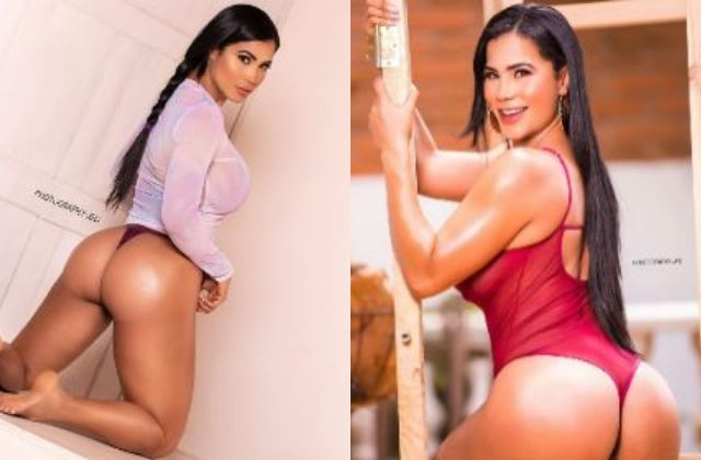 24 Hot Pictures Of Luz Elena Echeverria molina Are Heaven On Earth