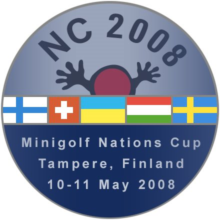The 2008 Minigolf Nations Cup