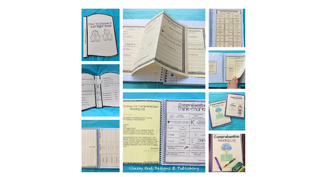 https://www.teacherspayteachers.com/Product/Interactive-Reading-Comprehension-Notebook-with-Foldables-2620858
