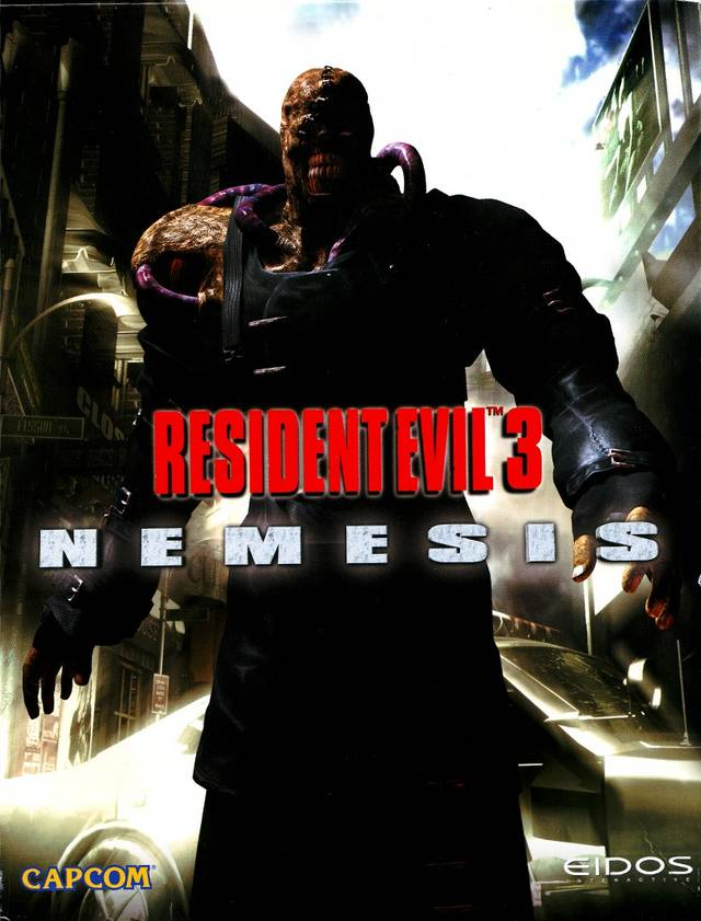 Resident Evil 3 Windows, PS1, GCN game - Mod DB
