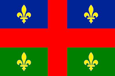 Common Communal Caledonian flag