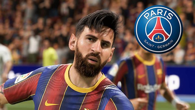Leo Messi w PSG? Gdzie zagra w FIFA 22?