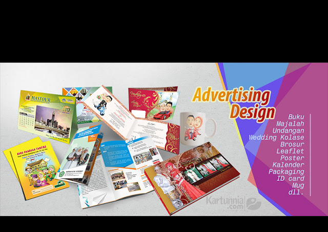 desain advertising desain percetakan