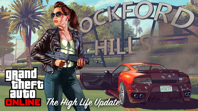 GTA Online High Life Update Now Available