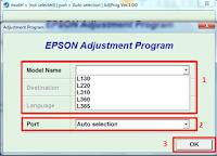 Reseter Printer Epson L310