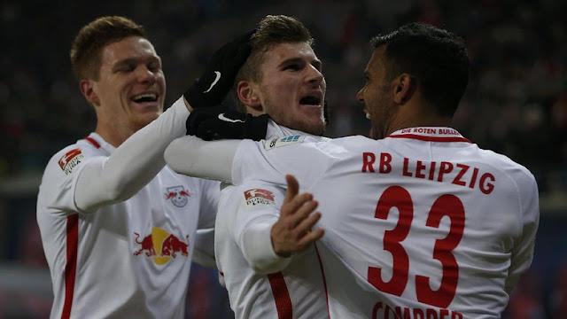 UEFA Izinkan RB Leipzig dan Salzburg Main di Liga Champions