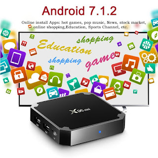 box tv android x96 mini