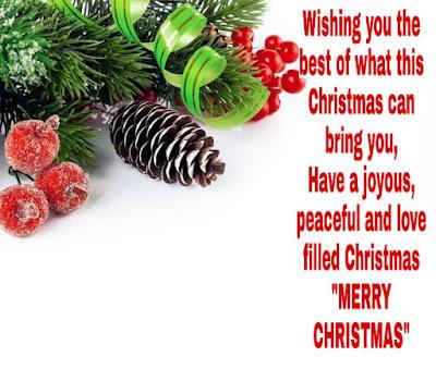 Wishing you | Christmas wishes | 2019