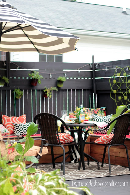small patio updates