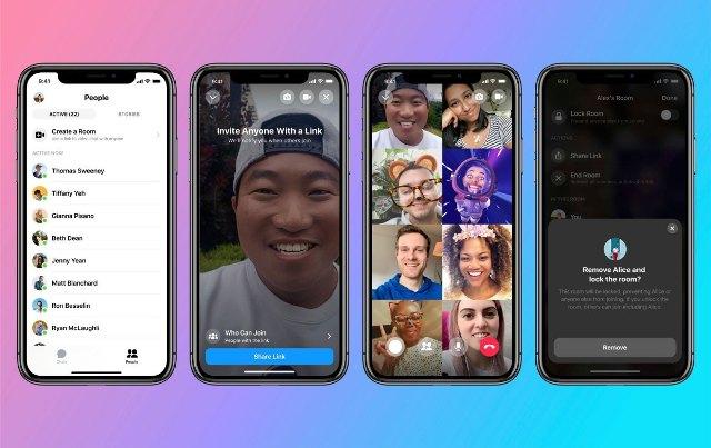 एक बार में 50 लोगो के साथ वीडियो कॉल कैसे करें व्हाट्सएप मैसेंजर रूम से