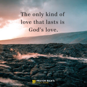 Love People from the Heart by Rick Warren