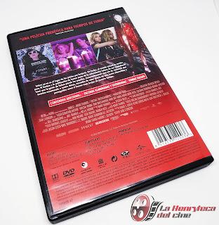 Nacion Salvaje DVD Back