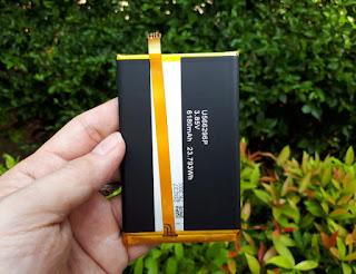 Baterai Blackview P6000 New Original Blackview 6180mAh
