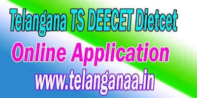 TS Deecet Online Application