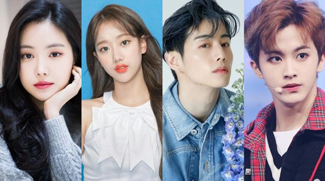Aynı isimleri paylaşan Koreli ünlüler