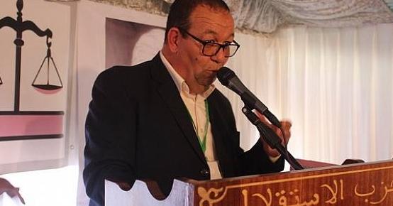 من هو أحمد بزعين الكاتب المحلي لحزب الاستقلال بزايو؟