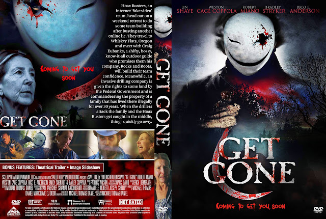 Get Gone DVD Cover